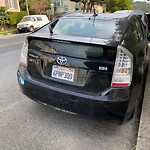 Abandoned Vehicles at 209 El Camino Del Mar