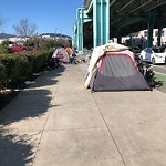 Encampment at 1651 Harrison St