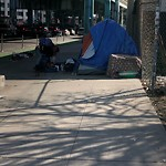 Encampment at 436 11th St