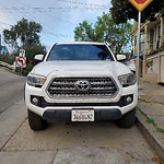 Abandoned Vehicles at 84 Peralta Ave