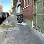 Garbage Containers at 1215 Jackson St
