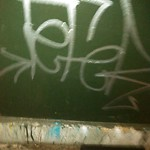 Graffiti Abatement - Report at 2800 Harrison St