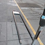 Parking & Traffic Sign Repair at 222 Battery St