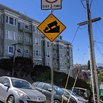 Parking & Traffic Sign Repair at Intersection Of Union St & Jones St