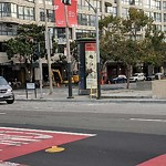 Parking & Traffic Sign Repair at Intersection Of 3rd St & Folsom St