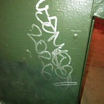 Graffiti Abatement - Report at 2349 San Jose Ave