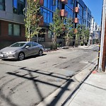 Curb & Sidewalk Issues at 236 Shipley St