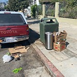 Garbage Containers at 3460 20th St
