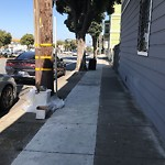 Street or Sidewalk Cleaning at 2265 Alemany Blvd