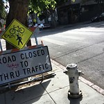 Parking & Traffic Sign Repair at 3354 20th St