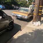 Blocked Driveway & Illegal Parking at 376 Utah St
