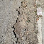 Pothole & Street Issues at 1226 33rd Ave
