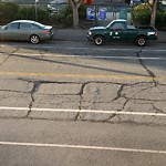 Pothole & Street Issues at 2934 Vicente St Parkside