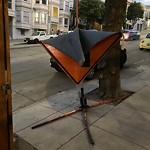 Street or Sidewalk Cleaning at 650 Castro St
