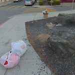 Street or Sidewalk Cleaning at Intersection Of Augusta St & Waterville St