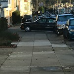 Blocked Driveway & Illegal Parking at 1471 30th Ave