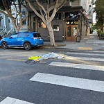 Parking & Traffic Sign Repair at Intersection Of 20th St & Shotwell St