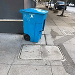 Garbage Containers at 1546–1598 Waller St