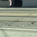 Pothole & Street Issues at 1472 Church St