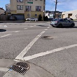 Pothole & Street Issues at Intersection Of Newhall St & Williams Ave
