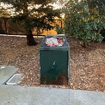 Garbage Containers at Intersection Of Addison St & Diamond Heights Blvd