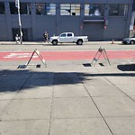 Pothole & Street Issues at 1850 Mission St