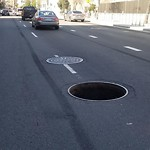 Pothole & Street Issues at 362 7th St