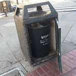 Garbage Containers at 2301 Market St