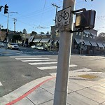 Parking & Traffic Sign Repair at Intersection Of 16th St & Kansas St
