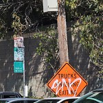 Parking & Traffic Sign Repair at 1227 Vermont St