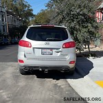 Blocked Driveway & Illegal Parking at 1392 Page St