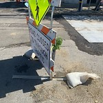 Parking & Traffic Sign Repair at Intersection Of 26th St & Sanchez St