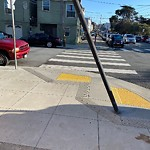 Parking & Traffic Sign Repair at Intersection Of Italy Ave & Moscow St