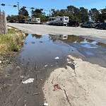 Flooding, Sewer & Water Leak Issues at Intersection Of Candlestick Point Sra & End