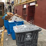 Street or Sidewalk Cleaning at 725 Sutter St