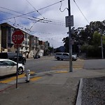 Parking & Traffic Sign Repair at 3560 Mission St