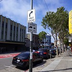 Parking & Traffic Sign Repair at 3127 Mission St